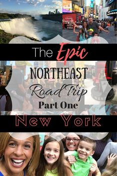 This summer we took an epic road trip to the northeast part of the U.S.A. And after nine days and over 3,600 miles, we had a lot to show. We