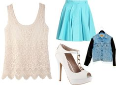 """""""Untitled #407"""" by musicismylife-143 ❤ liked on Polyvore"""
