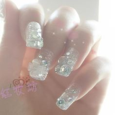 Makeup Inspiration, My Girl, Diamond Earrings, Nail Designs, Join, Nails, Hair Styles, Beauty, Jewelry