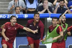Final Euro2016: Portugal - França