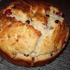 Krentenbrood met kaneel @ allrecipes.nl