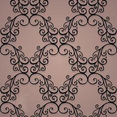Papel de Parede Arabesco 1351 Entertainment Center Furniture, Marvel Entertainment, Molduras Vintage, Textile Texture, Paper Lace, Travel Design, Journal Covers, Diy Arts And Crafts, Pattern Wallpaper