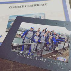 Today's the day I climbed Sydney Harbour Bridge! Such an amazing experience! #Sydney #sydneyharbourbridge #harbourbridge #climb #bridgeclimb #groupphoto #photo #certificate #experience #traveller #bucketlist #australia #bridge #adventure #fun #suits #sydneyoperahouse #circularquay #proud #happy by samantha8110 http://ift.tt/1NRMbNv
