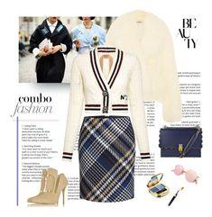 Fashion Combo by shoptillyadrop on Polyvore featuring polyvore fashion style N°21 STELLA McCARTNEY Oui Balmain Fendi Dolce&Gabbana clothing