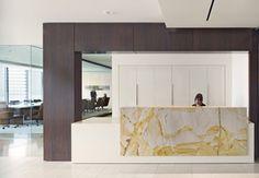 Bureau réception design