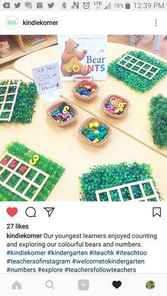 How Many Can You Count Preschool Kindergarten Math Activities – mathactivities Maths Eyfs, Numeracy Activities, Kindergarten Math Activities, Montessori Math, Preschool Kindergarten, Counting Activities, Math Games, Ten Frame Activities, Literacy