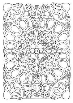 Coloriage mandala2a - img 21898