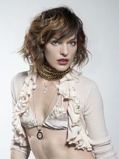 Milla Jovovich by Peter Koval Milla Jovovich, Beautiful Celebrities, Most Beautiful Women, Richard Avedon, Gorgeous Eyes, Classic Beauty, Celebrity Photos, American Actress, Movie Stars