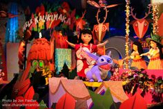 it's a small world holiday. Photo by #JonFiedler