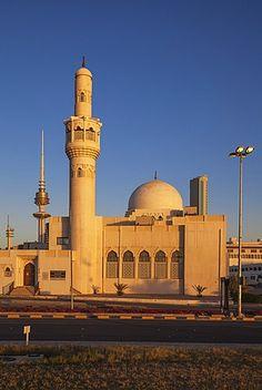Abdulaziz Al Othman Mosque, Kuwait City, Kuwait, Middle East