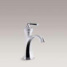 Devonshire single-handle faucet http://www.us.kohler.com/us/Devonshire-single-handle-bathroom-sink-faucet/productDetail/Single-Handle-Sink-Faucets/1009334.htm?brandId=1069523&categoryId=994766