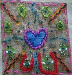 Art for Itty Bitties: Elementary Stitchery Fabric Art, Fabric Crafts, Dragons, Group Art Projects, 4th Grade Art, Sewing School, Weaving Textiles, Weaving Projects, Sewing Art