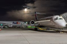 McDonnell Douglas MD-90-30 - Delta Air Lines | Aviation Photo #2838871 | Airliners.net