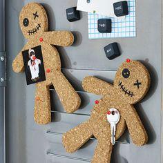 Voodoo Corkboard by Design Ideas