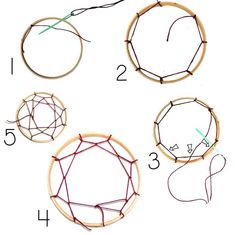 What Are Dream Catchers For Diy Hula Hoop Dream Catcher  Pinterest  Diy Dream Catcher Hula