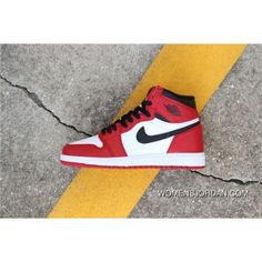 e4053877965568 Air Jordan 1 Aj1 AJ1 Retro Chicago 575441-101 Womens Basketball Shoes White  Black-Varsity Red Online