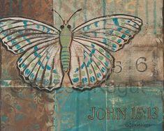 John 1513 8x10 print by Teresa Kogut by cre84life on Etsy, $15.00