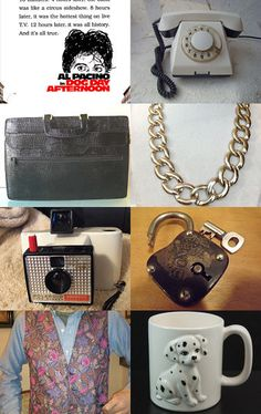 Dog Day Afternoon - Vintage Explosion Weekly Theme Treasury by Dollymae on Etsy--Pinned with TreasuryPin.com