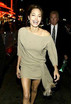 Celine dress on Angelina