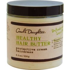 Carol's Daughter by Carol's Daughter HEALTHY HAIR BUTTER PROTECTIVE CREAM HAIRDR