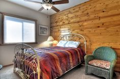 Big Bear Cabin #39 Gold Rush Resort 4Bed/3 Bath Great for Families! To Book call (310) 800-5454 or click the image! #BigBear #vacation #5starvacation #cabin