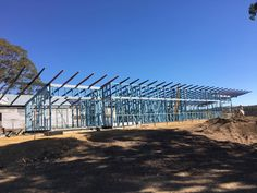 #prefab #fabrication #fabrications #prefabrication #prefabrications #dynamicsteelframe #lightsteelframe #steelframe #steel #lighterstraighterbetter #architecture #melbourne #australia #LGS #truecore #bluescope #porcupineridge #porcupine #ridge