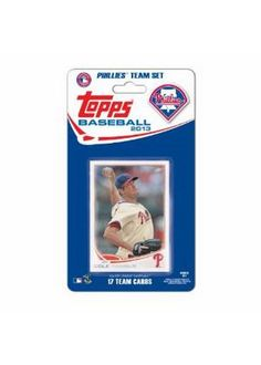 2013 Team Set - Philadelphia Phillies