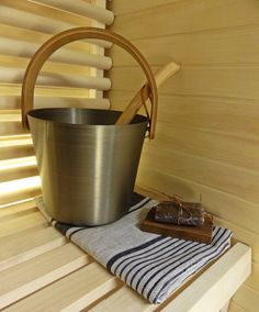 Sauna set as a gift