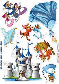 Disney Princess Cinderella, Cinderella Birthday, Baby Clip Art, Unicorn Crafts, Barbie Accessories, Cute Disney, Princesas Disney, Party Themes, Fairy Tales