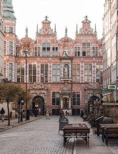 Mijn tips voor een stedentrip naar Gdańsk in Polen | Poland | travel | citytrip | European city | Gdansk | old town | Danzig | Europe | street photography | Polish cities