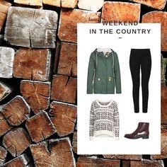 #Zalando #country #looks #Fashion