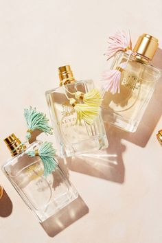 Mimosa: Citrusy bergamot, island mimosa, and almond with notes of sandalwood and jasmine petals. Casablanca: Exotic coconut and violet layered with leather and oak moss. Creative Gifts For Boyfriend, Calypso St Barth, Wine Gift Baskets, Basket Gift, Perfume Collection, Body Spray, Smell Good, Beauty Care, Casablanca