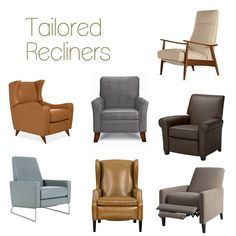 Recliners in Design: Yay or Nay? |Centsational Girl @Beverly Tom