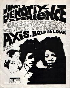 The Jimi Hendrix Experience, 1967