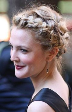 Drew Barrymore hair inspiration