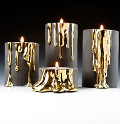 Home & Garden Candles & Holders Provided Classic Metal Golden Candle Holders Wedding Table Candelabra Home Party Centerpiece Flower Rack Crown Pattern Vase 10 Pcs/ Lot Lustrous