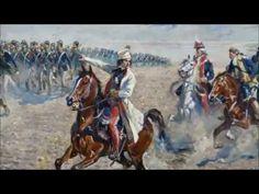 The Raclawice Panorama, Wroclaw, Poland / Panorama Racławicka, Wrocław, Polska War Of 1812, Napoleonic Wars, Warfare, Art Boards, 18th Century, Poland, Vibrant Colors, Battle, Horses
