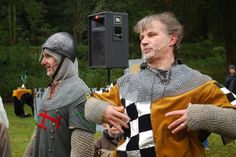 Riddershow: Ridder Jan en Ridder Marc op (ge)Zin in Zoniën 2010