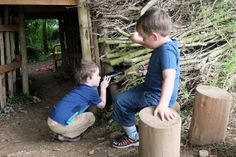 Inspired by nature | Earth Wrights | Natural Play