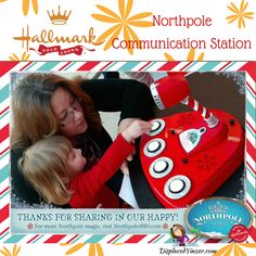 Northpole Communication Station By Hallmark - Displaced Yinzer