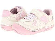 Now Buy Designer Sneakers Athletic Shoes Stride Rite SRT SM Bambi Infant Toddler White Pink Save Up From Outlet Store at Kdshoes. Toddler Girl Shoes, Baby Girl Shoes, Toddler Girl Outfits, Toddler Fashion, Girls Shoes, Kids Outfits, Toddler Girls, Baby Girls, Baby Sneakers
