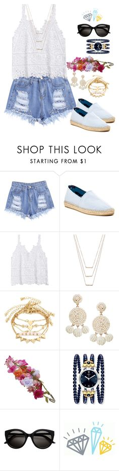 """Untitled #1245"" by cecilialukas ❤ liked on Polyvore featuring Joy & Mario, ERTH, Humble Chic and Accessorize"