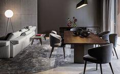 Dining tables   Tables   Morgan   Minotti   Rodolfo Dordoni. Check it out on Architonic