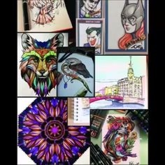 The best of 2016!! We've had such an amazing year and that's mostly down to all of you!  One of our favourite places to be is over on #chameleonpens, it really makes our day to see all of your incredible creations with your Chameleon Pens.  If you haven't checked out any of the amazing pieces of art, you really are missing out!  To sum up this year we've created a video featuring artwork from all of our Best of #chameleonpens - this is where we pick 7 of our favourite creations from each…