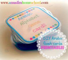a muslim homeschool: Arabic