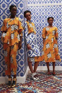 Fashion // Pattern on Pattern – AphroChic