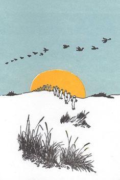 Tove Jansson, Moomin Wallpaper, Les Moomins, Moomin Valley, Pretty Art, Troll, Art Inspo, Cool Art, Illustration Art