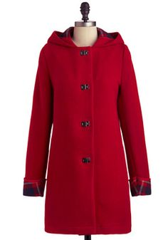 Busy Borough Coat, #ModCloth