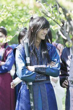 'Hwarang: The Beginning' shares behind photos of Hyungsik looking fine in uniform   allkpop.com