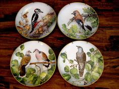 Limited first edition crafted for Franklin Porcelain by Haviland, Limoges , France Circa 1984